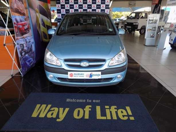 2009 Hyundai Getz 1,5 CRDI HighSpec for only R 85,000.00 Rosettenville - image 3