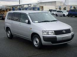 Toyota succeed new imported on sale.