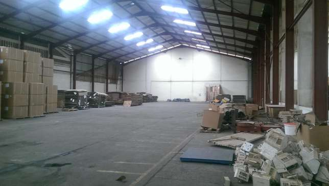 Industrial Area Enterprise rd 70,000sqft Go-down to Rent Nairobi CBD - image 4