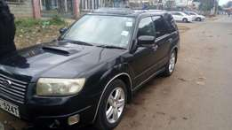 Forester manual