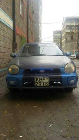 Subaru impreza for sale Umoja - image 2
