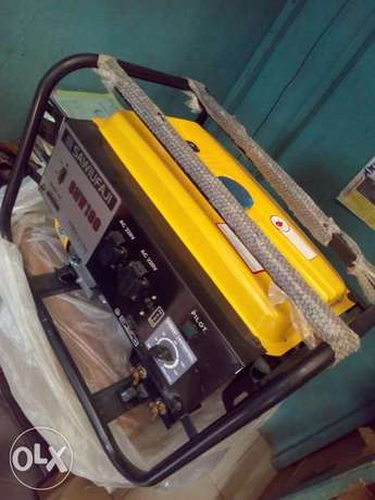 Gasoline Welding machine ( start and weld ) Lagos - image 4