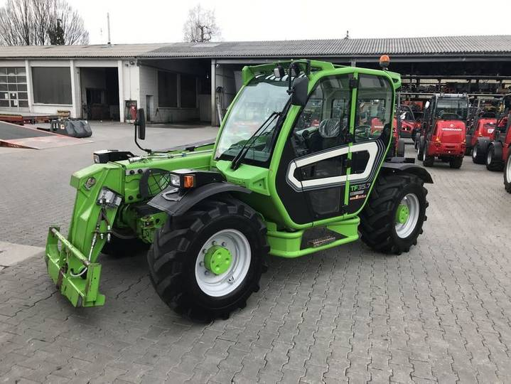 Merlo turbofarmer 35.7 - 120ps - 2016