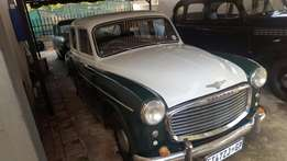 1954 Hillman Minx On the Road! - VERY CHEAP!