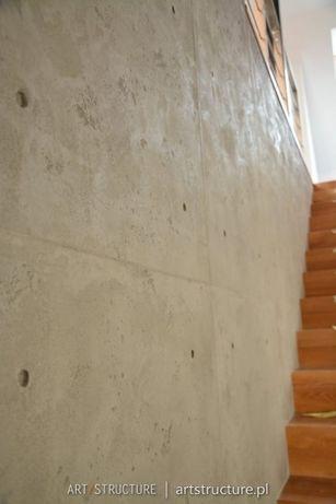 Tynki Dekoracyjne Beton Trawertyn Grafiki Strukturalne