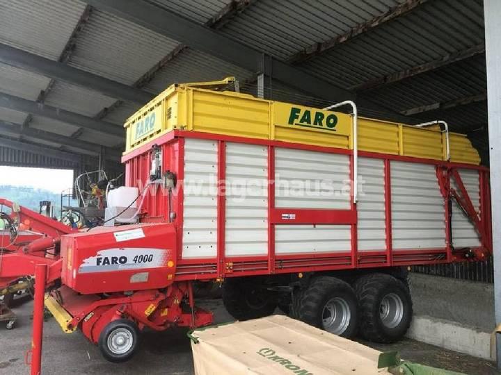 Pöttinger FARRO 4000 - 2007