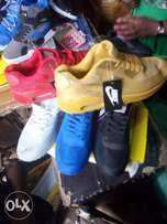 Nike Air max original in gray, gold,blue,black,and red in all sizes ..