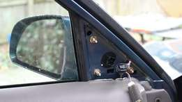 Auto Sidemirror Replacements For Japanese Model Cars; VW Golf and Benz