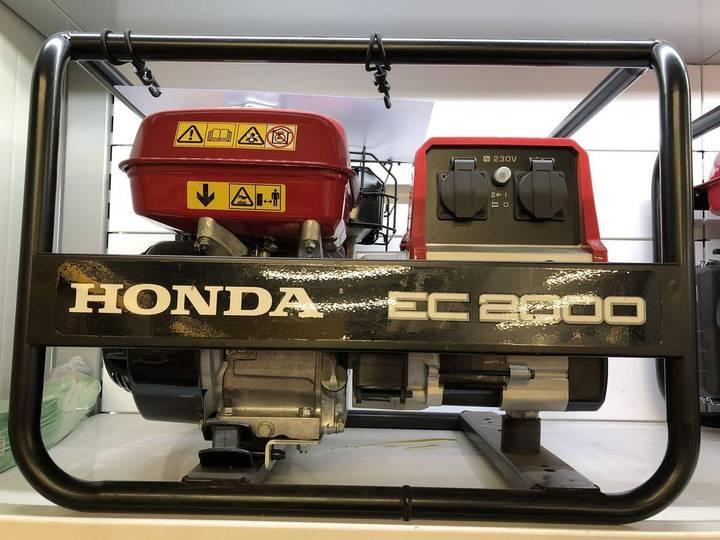 Honda EC 2000 - 2012