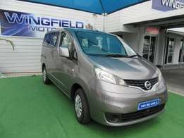 2014 Nissan NV200 1.5dCi Visia 7 seater