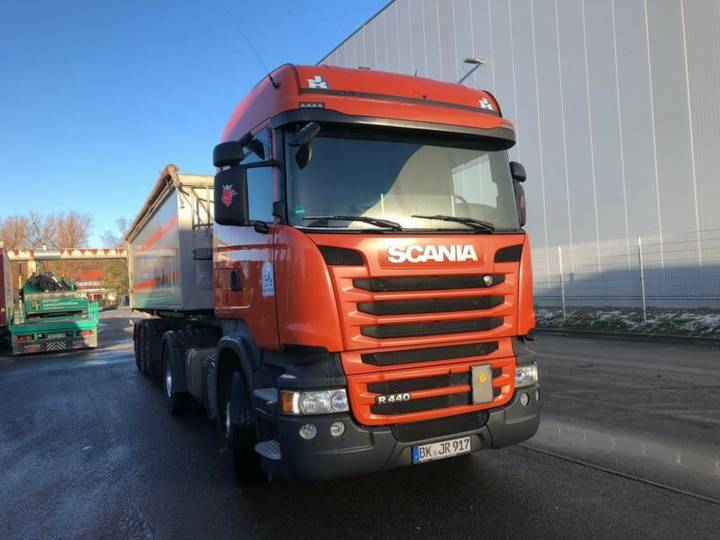 Scania R / 440 - 2014