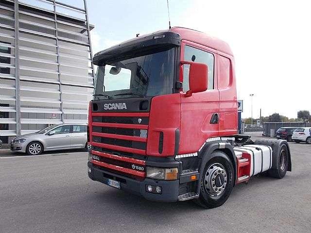 Scania R 164 La4x2 Na 580 - 2002