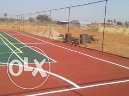 Tennis Courts/ Combo Courts R80 000