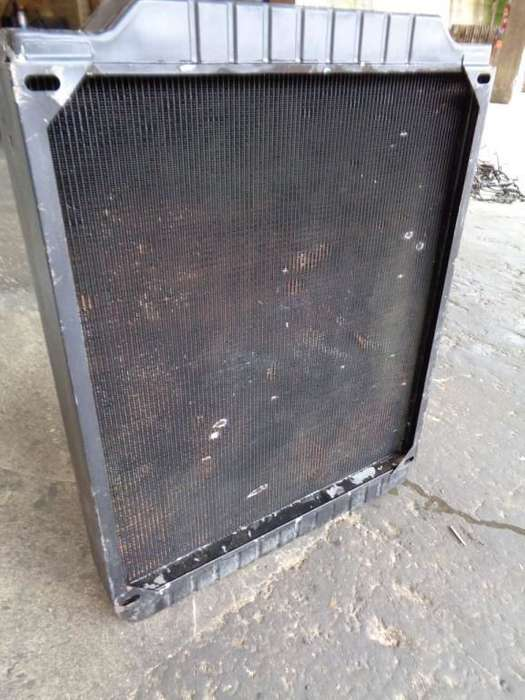 New Holland Engine Cooling Radiator For
