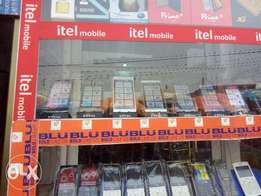 phone shop attended needed