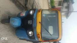 Fairly used tricycle BAJAJ