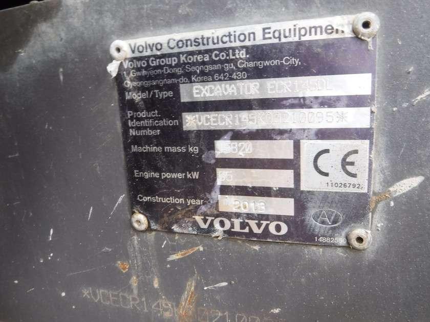 Volvo ECR145DL - 2013 - image 6