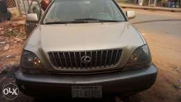 Lexus Rx300 for urgent sale