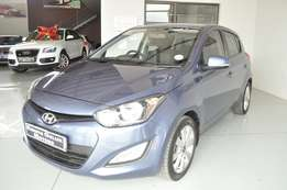 Hyundai i20 1.4D Glide in very good condition and FSH