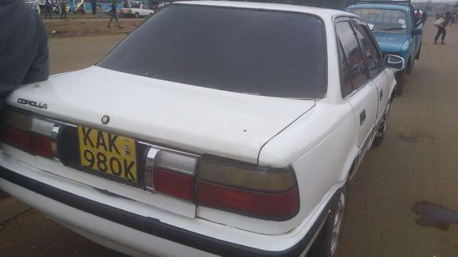 Toyota corolla ae91 for quick sale California - image 4