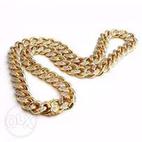 Cuban Link Chain - Gold Plated