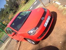 2015 polo vivo 1.4 with 7000km red color R110000