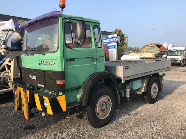 Iveco 80 16 4x4 - 1987