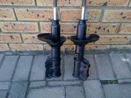 Toyota Yaris gas shocks for sale, condition unused.