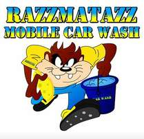 Razzmatazzz mobile carwash and cleaning services