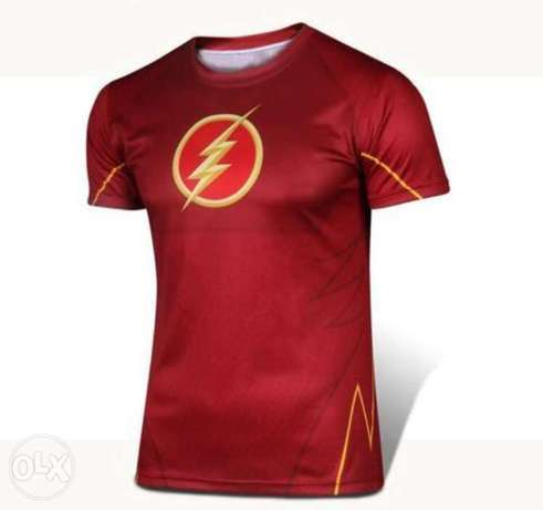 The flash Gym Tshirt