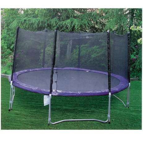 12ft children Trampoline Asokoro - image 1