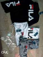 New Fila top and nicker