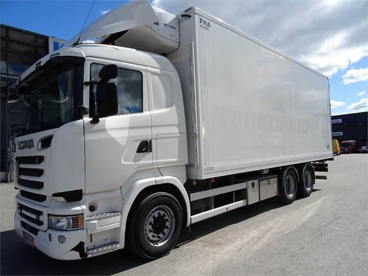Scania R520 Viileäkori - 2016