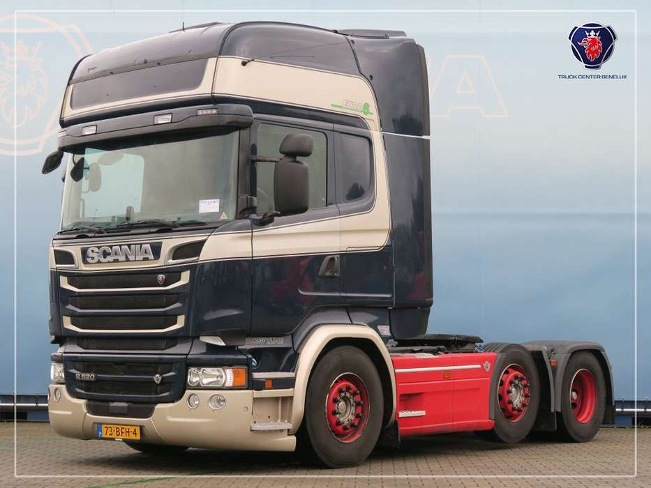 Scania R520 LA6X2/4MNA - 2014
