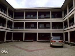 Massive student hostel of 41 self contains in Uniport,choba