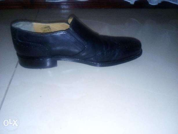Size 12 US Oxford Shoe HaryKson Genuine Leather. Excellent Condition Nairobi CBD - image 5