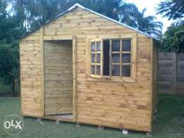 3x4 wooden huts for sale 11000.00