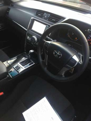 Toyota Markx new shape 2010 with sunroof for sale Hurlingham - image 6
