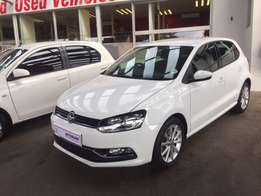 Prepare for Comfort in this, 2015 Volkswagen Polo 7 1.2 TSI, Manual