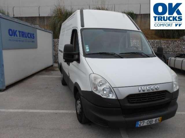 Iveco Daily 29L11V Euro5 ZV - 2013