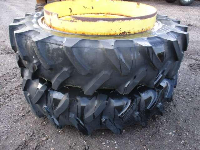 Michelin 13.6 R38 Dubbellucht wielen