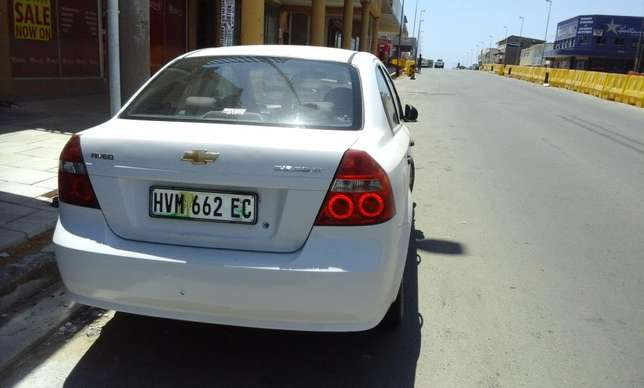 Chevrolet Aveo Sedan in Very Good Condition East London - image 2