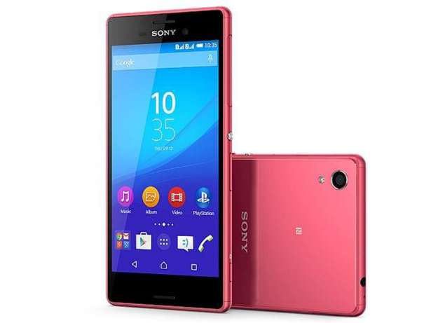Sony Xperia M4 Aqua ,brand new and sealed with FREE delivery Nairobi CBD - image 2