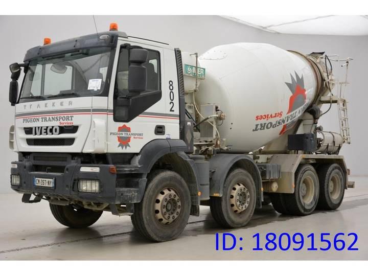 Iveco Trakker 340T41 - 2012