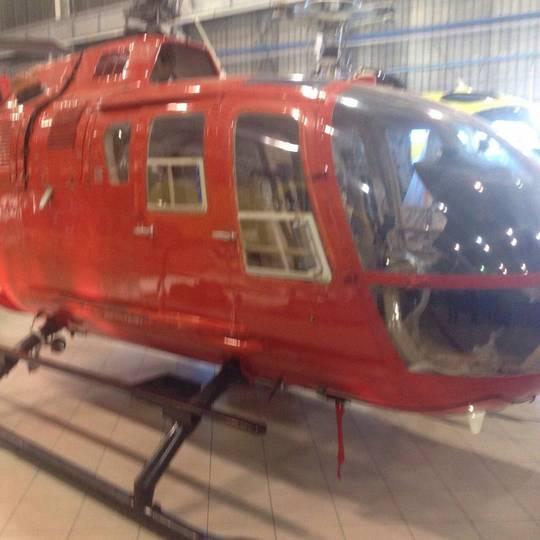 Eurocopter Airbus Eurocopter Bo-105 Cbs-4 - 1986
