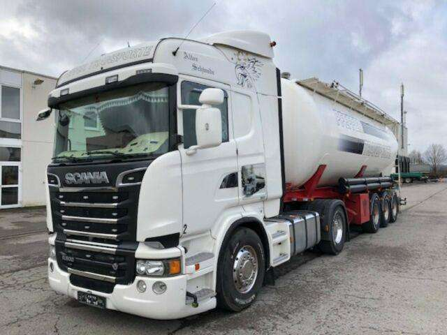 Scania R500 V8 Highline Retarder Diff Kompressor - 2013