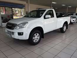 Isuzu KB250 D-TEQ HO LE Single Cab Bakkie