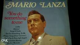 Mario Lanza lps and many more