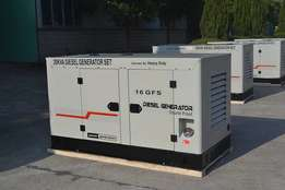 Diesel Generator Available in Brand New & Used