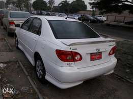 super clean 2006 Toyota corolla sport.no issues buy and drive